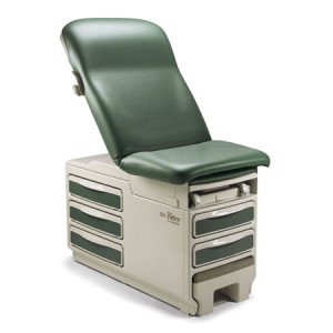 Ritter 204 Basic Manual Exam Table