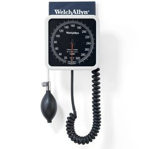 Welch Allyn 7670-01 Tycos Wall Aneroid Sphygmomanometer