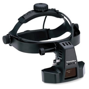 welch allyn binocular indirect ophthalmoscope 12500