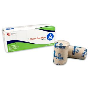 Dynarex Ace Rubber Elastic Bandages 3 Inch REF 3663