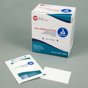 Non-Adherent Pads Sterile
