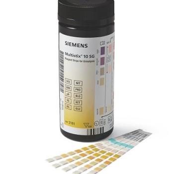 Siemens MultiStix 2161 10SG Reagent Strip