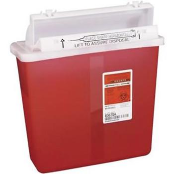 Covidien Multi-purpose Sharps Containers SharpStar™ In-Room 5Qt 8507SA