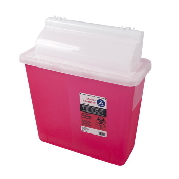 Sharps Containers - 5qt - 4624