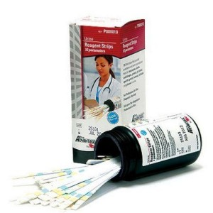 Pro Advantage 10 parameter Urine Reagent Strips