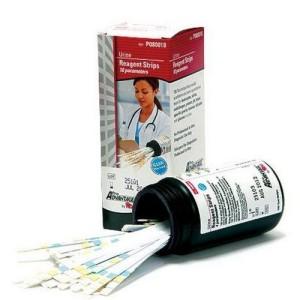 Pro Advantage 10 parameter Urine Reagent Strips